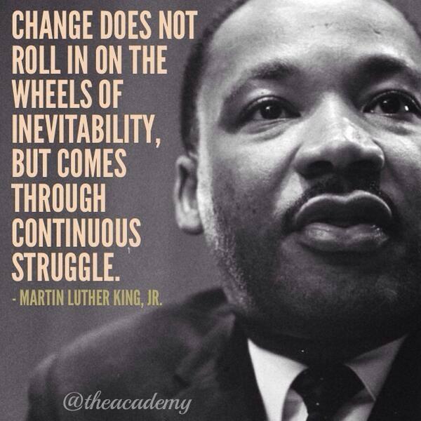 MLK change