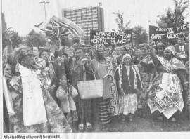 Zwarte Piet is Zwart verdriet 1998