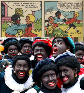 Sjors, SJimmie en Zwarte Piet