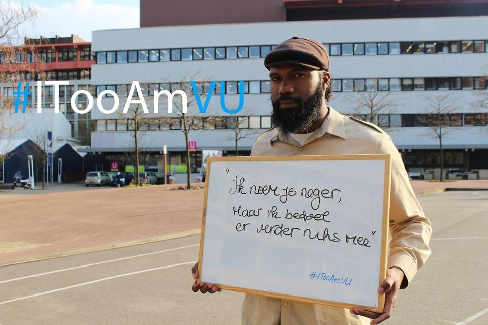 i too am vu neger