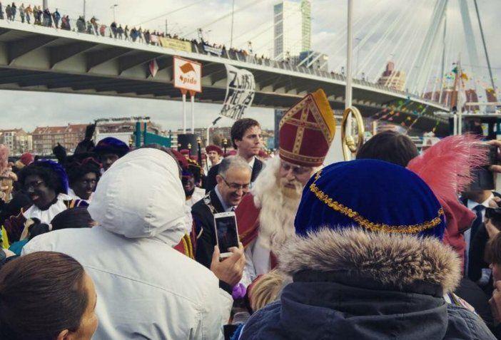 Aboutaleb Zwarte Piet Is Racisme